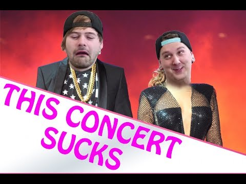 Worst Concert Experiences Ever?