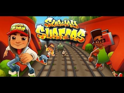 Скачать Subway Surfers на компьютер 10 на андроид