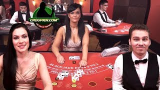 Online BLACKJACK VIP Table £125 MINIMUM BETS! £3K SIDE BET HUNT Real Money Mr Green Online Casino!