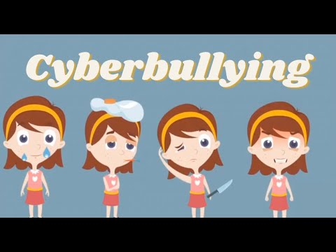 Cyberbullying Animated Video