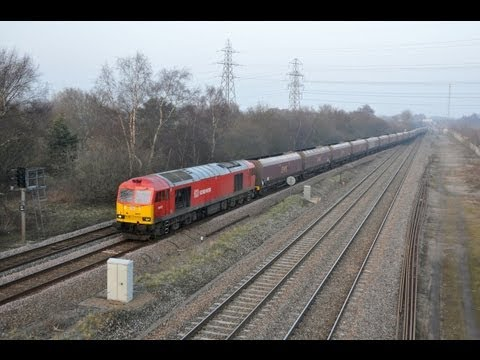 North Staffs Jct (feat) 5x60, 3x70, 47, 67, NMT, and more!