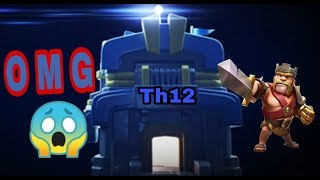 Th12 is here | Th12 confirmed| ||Clash of clans|| in hindi
