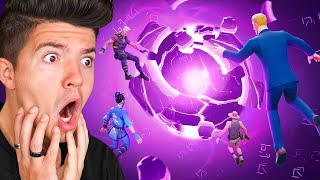 Fortnite SEASON 6 Live Event *INSANE*