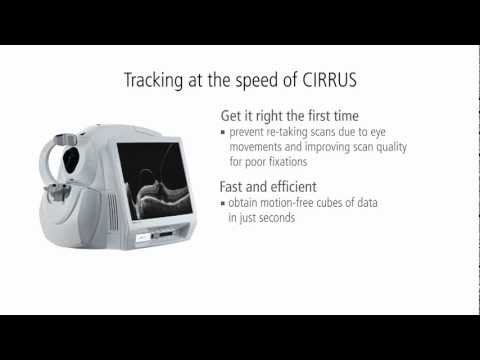 FastTrac™- The NEW retinal tracking system with CIRRUS™ HD-OCT