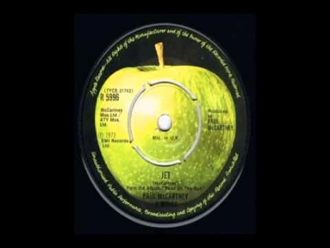 Paul McCartney & Wings - Jet (1974)