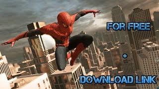 How to download The Amazing Spiderman PC (2017)