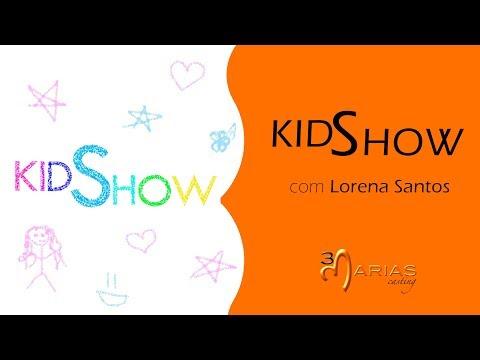 KidShow: Lorena Santos