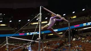 Selena Harris - Uneven Bars - 2017 P&G Championships - Junior Women Day 1