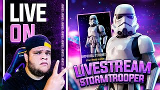 LIVESTREAM: STAR WARS VINDO PARA O FORTNITE | AM3NlC