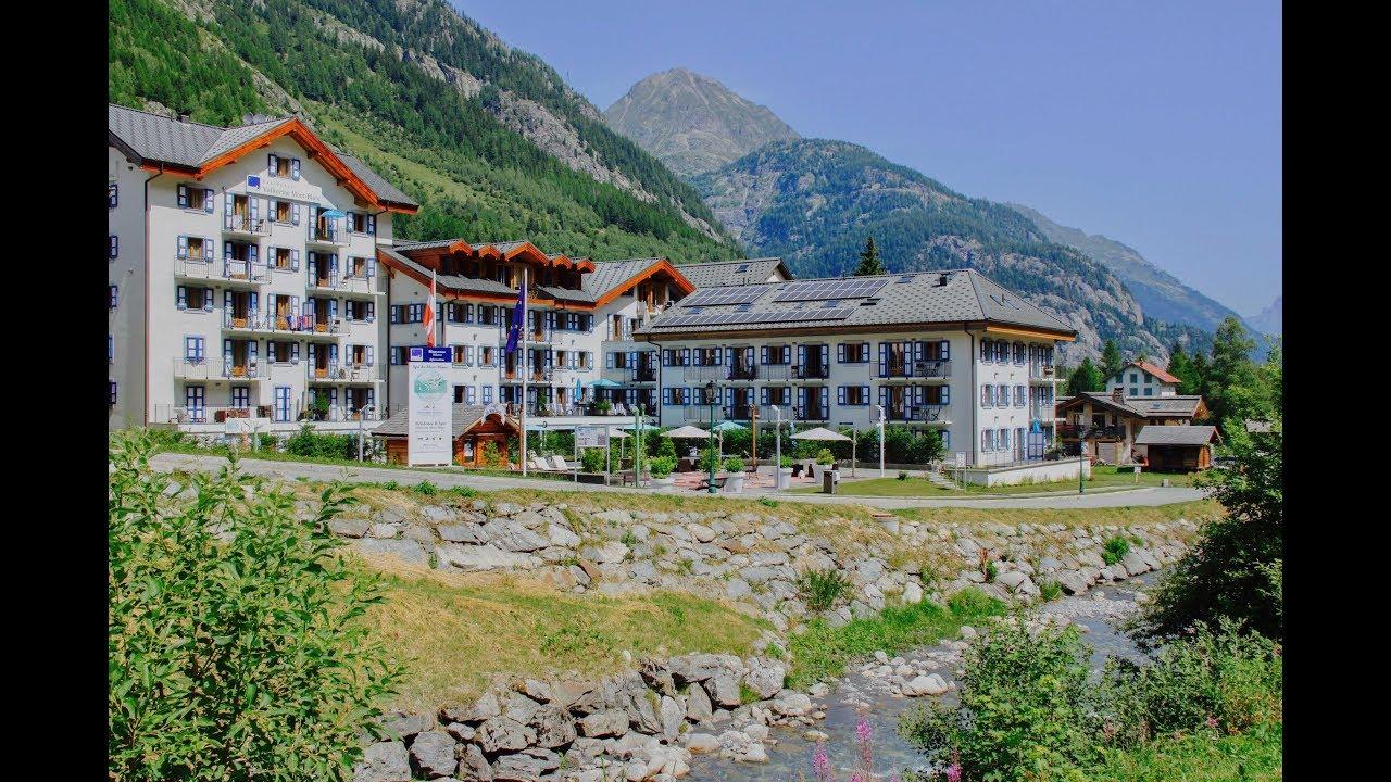 Video Promotionnelle De La Residence Spa Vallorcine Mont Blanc