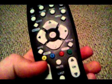 Onn ONAV13A 269 Universal Remote Control