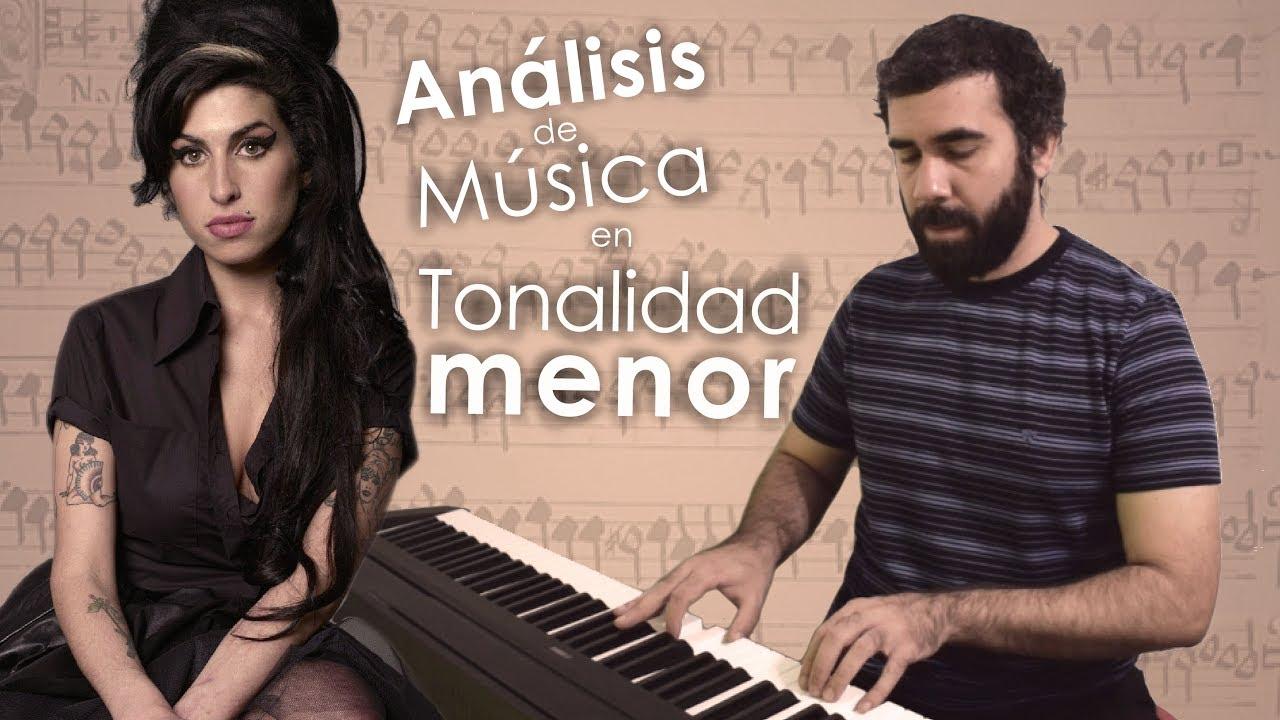 Música en Tonalidad menor - Análisis: Amy Winehouse | Armonía y Composición