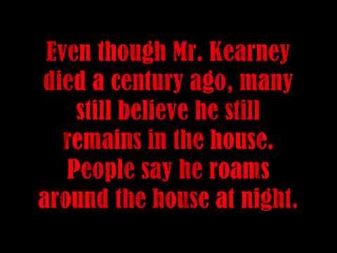 Kearney Mansion ghost movie