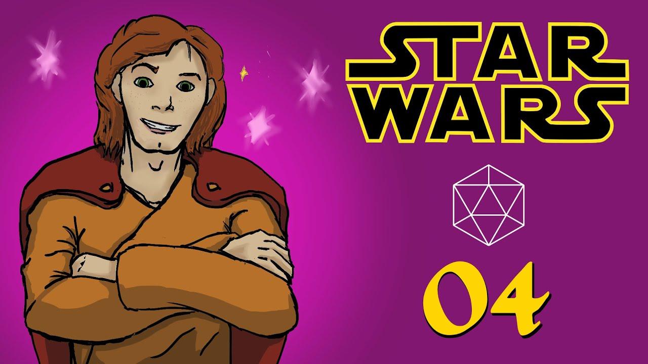 Star Wars 5e - Pläne und Visionen | Episode 04 | Die W20 Show