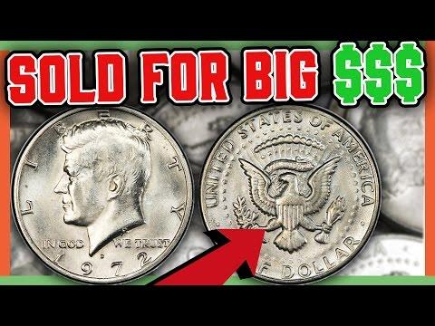 RARE HALF DOLLARS WORTH MONEY - HALF DOLLARS SOLD FOR BIG MONEY!!