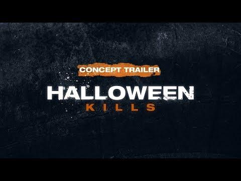 HALLOWEEN KILLS (2020) Concept Teaser Trailer  HD | Jamie Lee Curtis