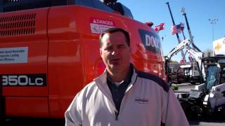 Video still for Doosan at Conexpo 2014