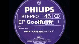 Sumy - Funkin' In Your Mind (12