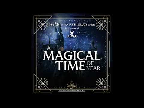10: Have Yourself A Merry Little Christmas - Alison Sudol - From A Magical Time Of Year