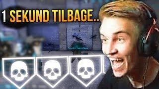 1 RUNDE KAN GØRE ALT TIL FORSKEL. - CS:GO Global Elite MM!