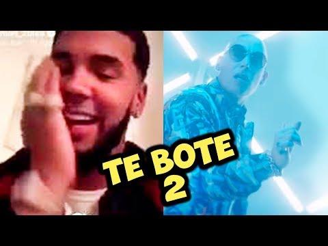 Te Bote 2 - Anuel Opina Del Tema! Casper  Magico, Nio Garcia, JLo, Wisin, Yandel & Cosculluela
