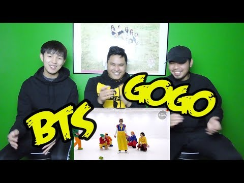 BTS (방탄소년단) - 고민보다 GO DANCE PRACTICE (HALLOWEEN VERSION) REACTION (FUNNY FANBOYS)