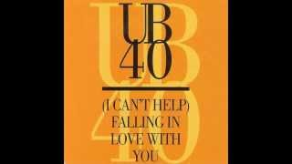 UB40 - (I Can't Help) Falling In Love With You (CHR Radio Edit) HQ