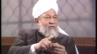 Hadhrat Isa (as) - Part 1 (English)