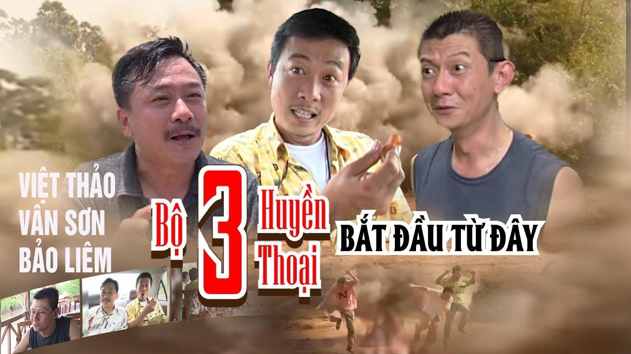 VAN SON 😊Việt Thảo - Vân Sơn & Bảo Liêm Bộ 3 Huyền Thoại Bắt Đầu Từ Đây !!!