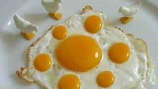 Ấn Độ món ăn đường phố - chế biến trứng cực dị
