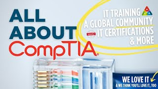 What is CompTIA?