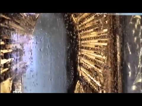 Мироточение икон. Из фильма Доказательства Бога.