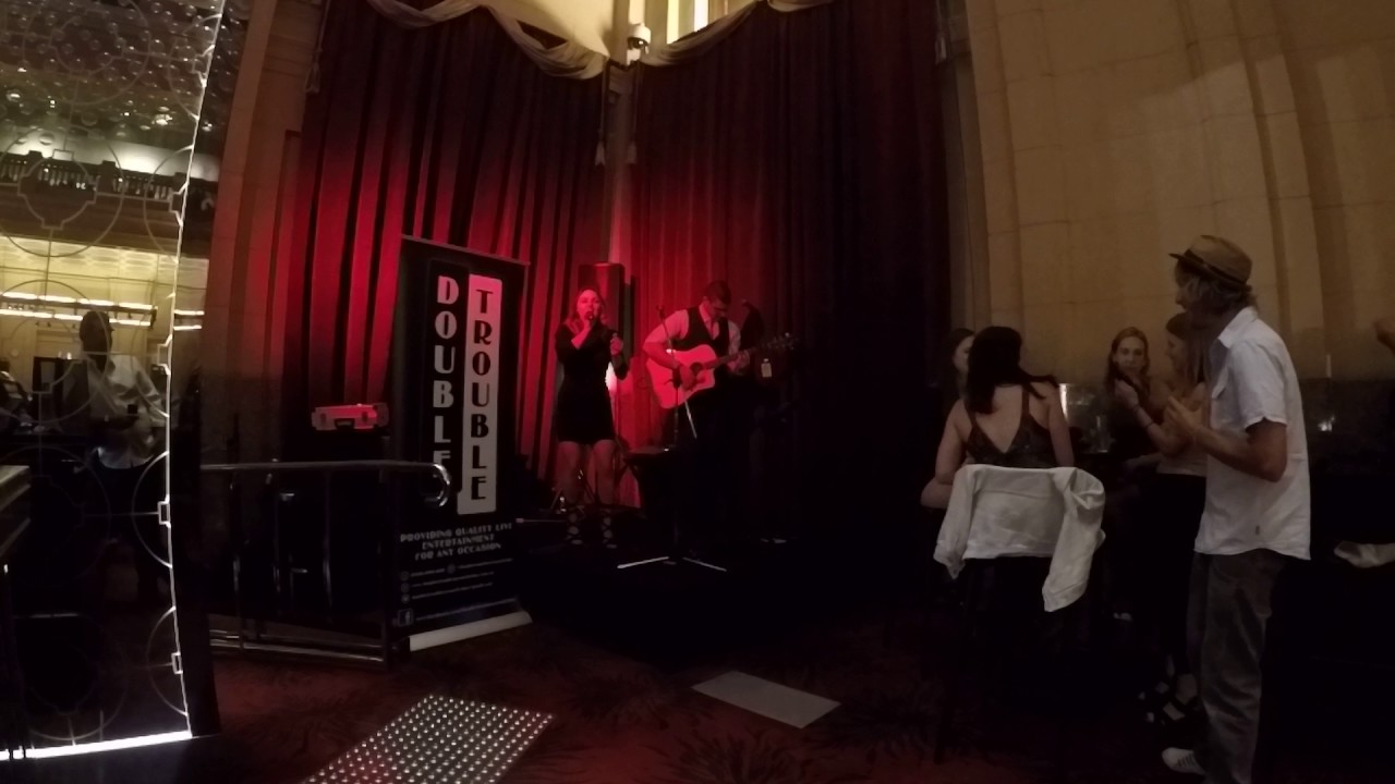 Sunday Morning Covered By Double Trouble Live! @ The Adelaide ...