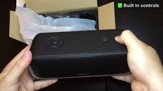 Unboxing - DOSS SoundBox Pro+