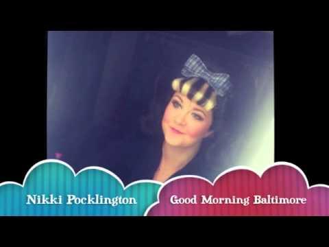 Nikki Pocklington - Good Morning Baltimore - Hairspray UK Tour