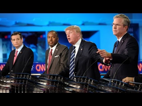 How Television is Affecting the Republican Race...
