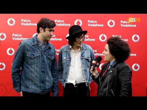 Rock in Rio 2014   Triptides interview @imagemdosom.pt