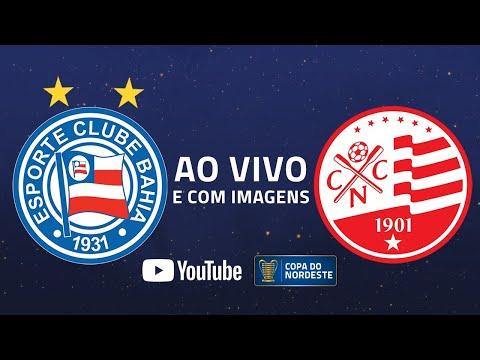 AO VIVO E COM IMAGENS: Bahia x Náutico   8ª rodada   Copa do Nordeste 2020