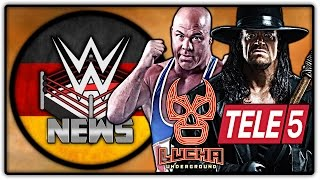 Lucha Underground bei TELE 5! Update zu Kurt Angle + mehr! (Wrestling News Deutsch/German)(Wrestling News Deutschland 2016 - WND-Team: Jonathan: https://www.youtube.com/user/PerkkiXWWE Tobi: https://tobitextet.wordpress.com/ Quellen: ..., 2017-03-03T16:04:57.000Z)