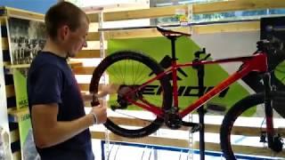 Обзор на велосипед CUBE REACTION C:62 RACE (2018)