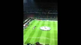 Inter Milan vs Tottenham Hotspur UEFA Champions League Theme