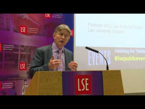 LSE Events | Professor Conor Gearty | Human Rights after Brexit: still on fantasy island?