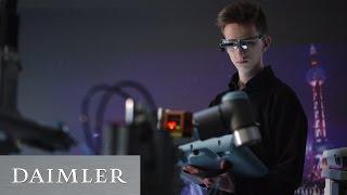 Daimler Zukunftswerkstaetten