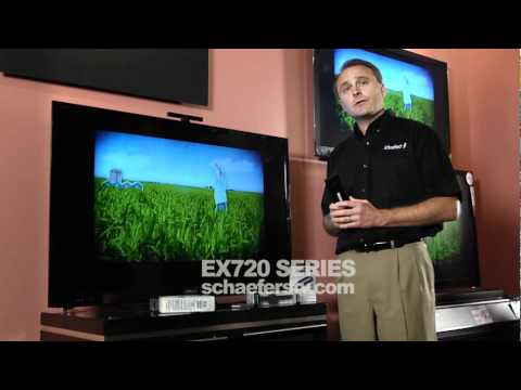 Sony EX720 Series LED TV