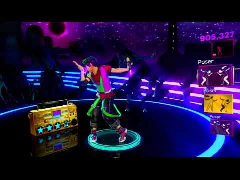 Dance Central 2 Like A G6 Glitch