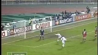 Динамо(Киев) - Бавария(Мюнхен)  2:0. ЛЧ-1999/00 (обзор).