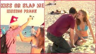 Kiss or Slap Me! #2 - Kissing Prank Experiment