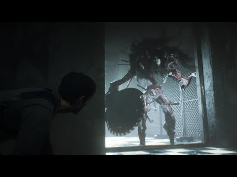 The Evil Within 2: The Guardian Boss Fight (4K 60fps)