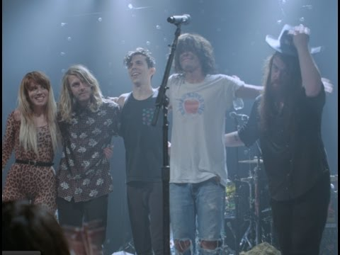 "GROUPLOVE ""I'm with You"" Documentary"