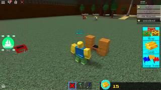 ( Roblox ) Cómo llegar a ser muy pequeño en Construir un barco para el tesoro